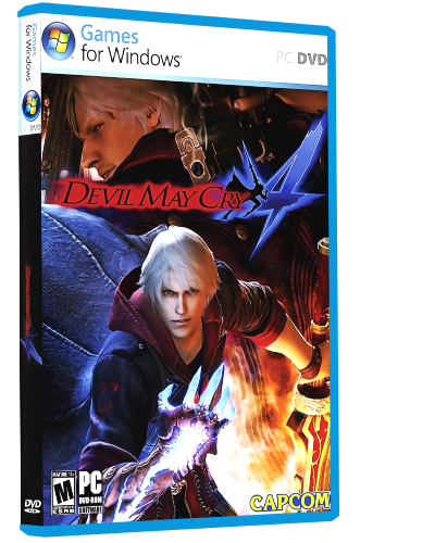 Devil May Cry 4 (2008) {P}