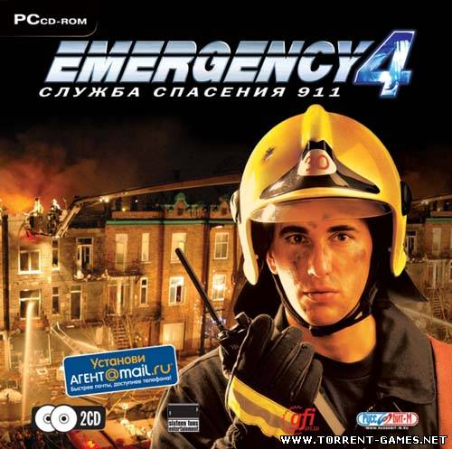 Emergency 4: Global Fighters for Life / Emergency 4: Служба спасения 911 [2006|Rus]