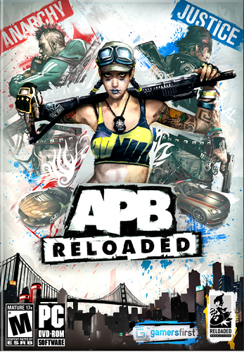 APB: Reloaded [v.1.7.0] (2011/PC/Rus)