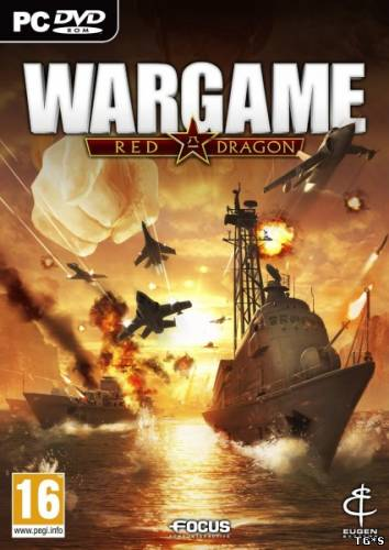 Wargame: Red Dragon (2014) PC | RePack от SEYTER