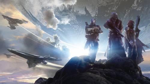 Rise of Iron - новое DLC для Destiny