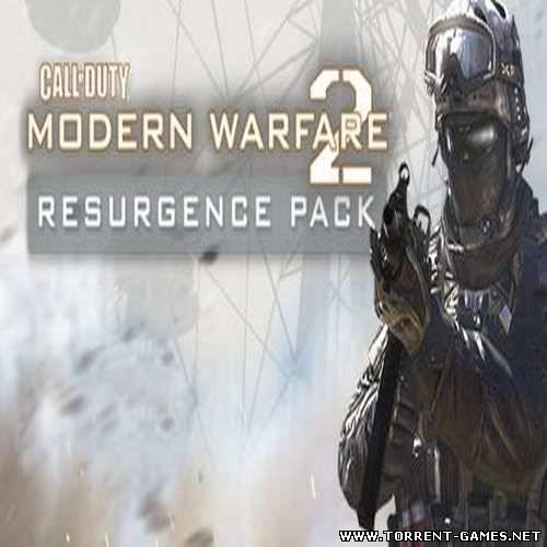 Call of Duty Modern Warfare 2 Resurgence Pack (2010/PC/Eng)