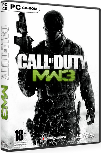 Call of Duty: Modern Warfare 3 (Новый диск) (RUS) [L] [Распакованая]