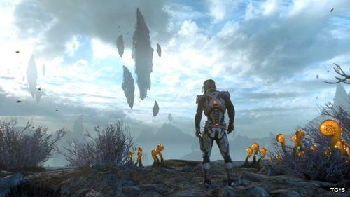 О сложном цикле развития Mass Effect Andromeda