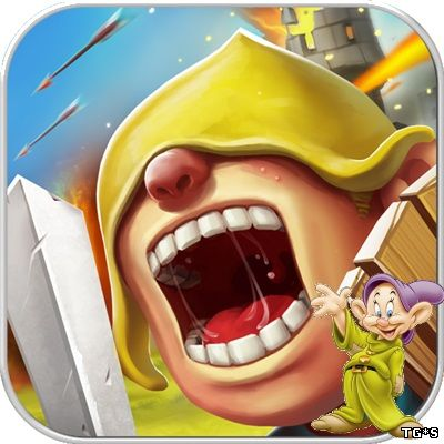 Clash of Lords 2 v1.0.188 [VGA/WVGA, Multi]