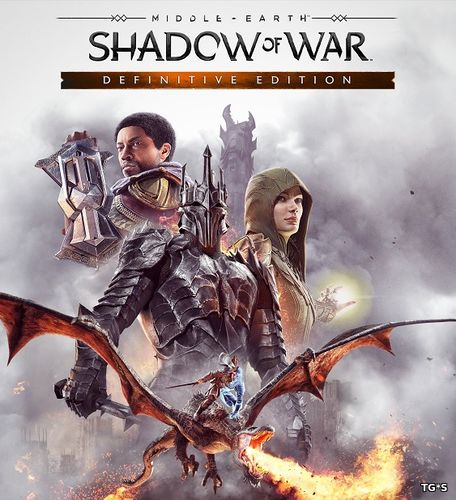 Middle-earth: Shadow of War - Definitive Edition (2018) PC | Лицензия