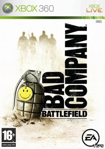Battlefield: Bad Company 2008 [PAL/RUS] пиратка