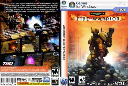 Торрент Warhammer 40000 Fire Warrior