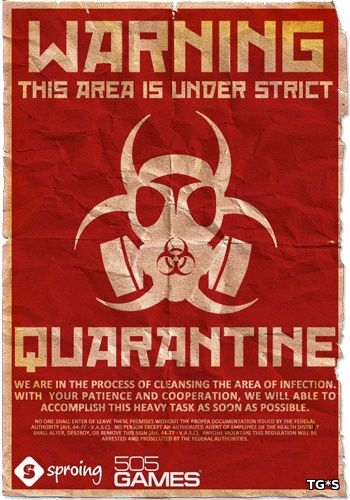 Quarantine [Early Access / v 0.1.1.1] (2017) PC | RePack by R23-K