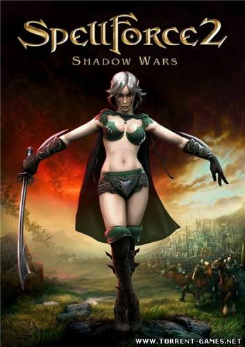 Spellforce 2: Shadow Wars [2006, ENG, DL] GOG