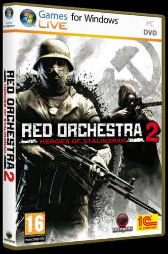 Red Orchestra 2: Герои Сталинграда / Red Orchestra 2: Heroes of Stalingrad - GOTY SinglePlayer (2011) PC | Лицензия