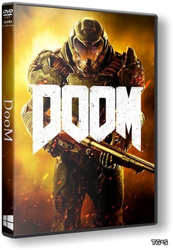 Doom [Update 6.66] (2016) PC | Steam-Rip by Let'sРlay