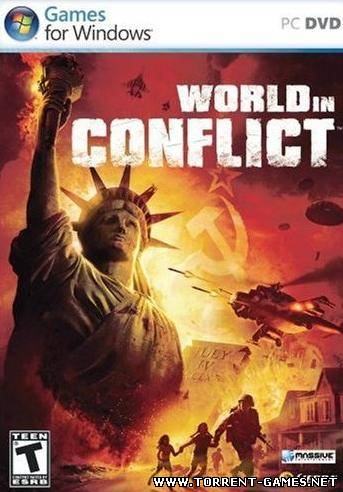 World in Conflict: Complete Edition (2009) PC | RePack от FitGirl