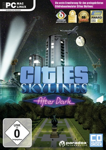 Cities: Skylines - Deluxe Edition [v 1.2.0 + 3 DLC] (2015) PC | RePack от SEYTER