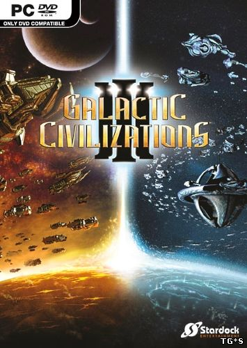 Galactic Civilizations III [v 1.81 + 10 DLC] (2015) PC | RePack от FitGirl