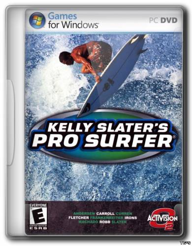 Kelly Slater's Pro Surfer (2005) PC | Repack от R.G.WinRepack