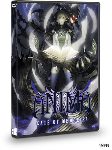 Anima Gate of Memories (2016) PC | RePack от Valdeni