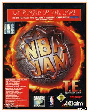 NBA Jam Tournament Edition (1995/PC/RePack/Eng) by Pilotus