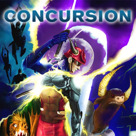 Concursion (2014) PC | Лицензия