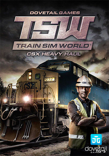 Train Sim World: CSX Heavy Haul (RUS/ENG/MULTI7) [Repack] от FitGirl