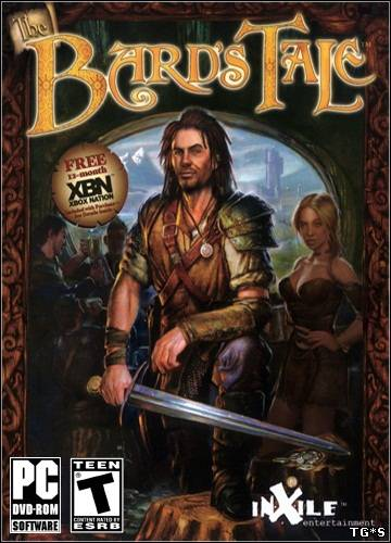Похождения Барда / The Bard's Tale (2005) PC | RePack by qoob