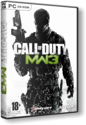 Call of Duty: Modern Warfare 3 [Multiplayer Only + DLC] (2011) PC | RePack by SevLan