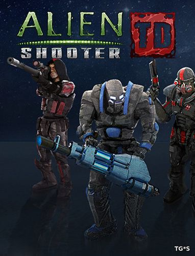Alien Shooter TD [v 1.0.8] (2017) PC | Steam-Rip by R.G. Игроманы