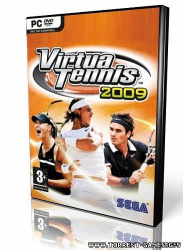 Virtua Tennis 2009 (2009/PC/RePack/Rus) by Scorp1oN