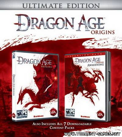 Dragon Age - Ultimate Edition (2010) PC | RePack