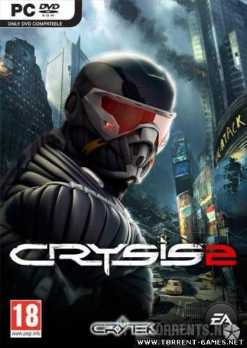 Crysis 2 v1.9 (2011/RUS/ENG/Repack) By R.G.Catalyst