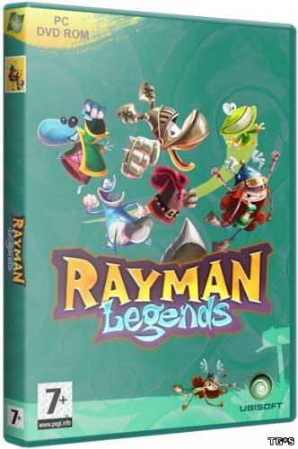 Скачать игры через торрент Rayman Legends