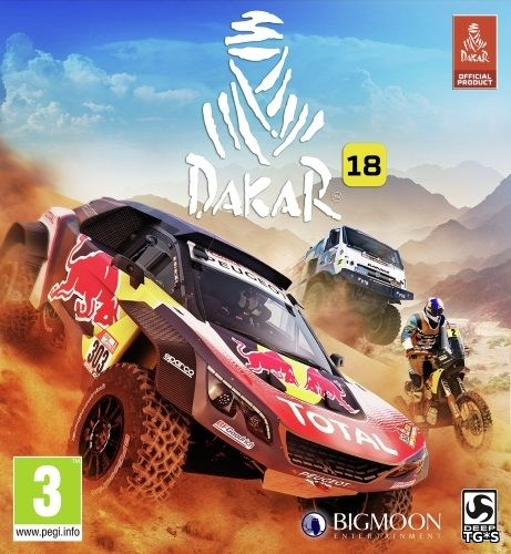 Dakar 18 [ENG / v 1.03] (2018) PC | RePack by xatab