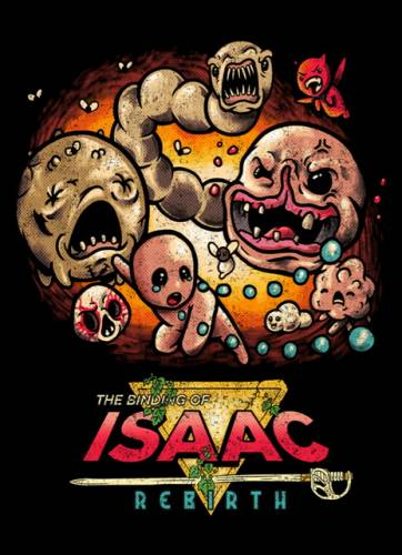 The Binding of Isaac: Afterbirth (2015) [ENG][RePack]