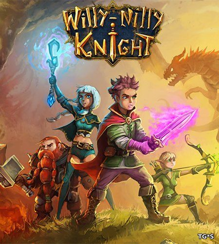 Willy-Nilly Knight [v 1.1.0] (2017) PC | RePack by qoob