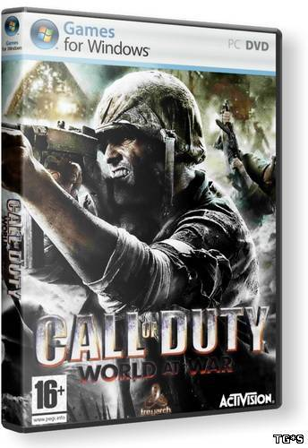 Call of Duty: World at War (2008) PC (Eng + Rus) v.1.1 by tg