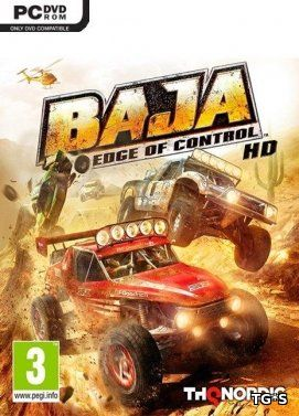 BAJA: Edge of Control HD [ENG] (2017) PC | Лицензия