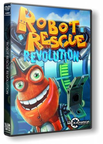 Robot rescue revolution скачать торрент