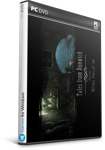 Истории Данвича: Эпизод 1 / Tales from Dunwich: Еpisode 1 (2015) PC | Repack