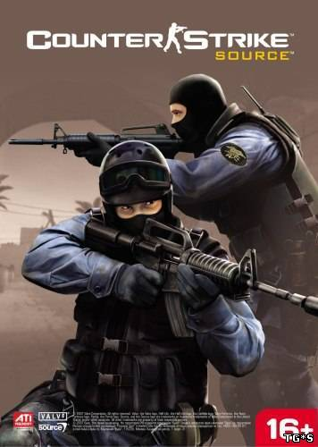 Counter-Strike Source v.88 + Автообновление (No-Steam) (2016) PC (2016) PC