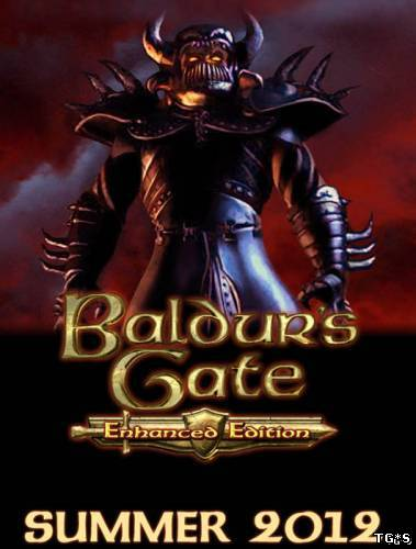 Baldur's Gate: Enhanced Edition - Siege of Dragonspear. Digital Deluxe Edition [GoG] [2016|Rus|Eng|Multi14]