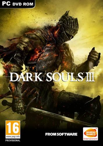 Dark Souls 3: Deluxe Edition [1.05] (2016) PC | RePack от SpaceX