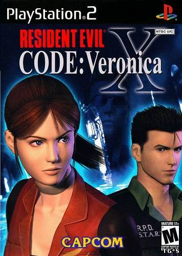Resident Evil Code Veronica X (2001) PC | RePack by West4it