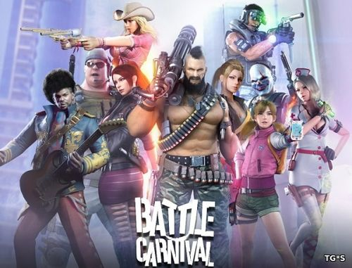 Battle Carnival [22.12.16] (2016) PC | Online-only