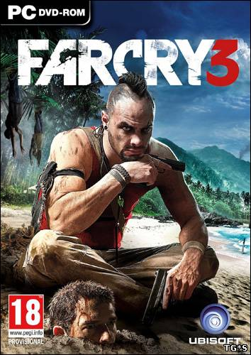 Far Cry 3 Deluxe Edition (RUS/ENG) (1.03/Steam) от R.G.Torrent-Games