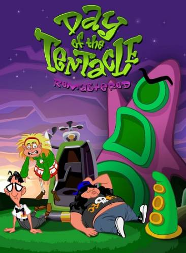 Day of the Tentacle Remastered (Double Fine Productions) (GOG) (ENG/MULTi5) [L] - RELOADED