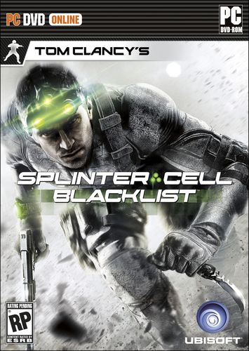 Tom Clancy's Splinter Cell Blacklist [2013, RUS,ENG, Repack] R.G. Revenants