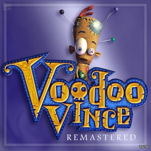 Voodoo Vince: Remastered (Beep Games, Inc.) (ENG|MULTI4) [L]