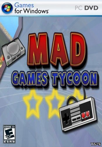 Mad Games Tycoon [v.1.160921A] (2016) PC | RePack от GAMER