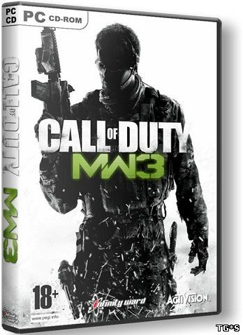 Call of Duty: Modern Warfare 3 - Multiplayer Only [PlusMW3] (2011) PC | Rip от Canek77