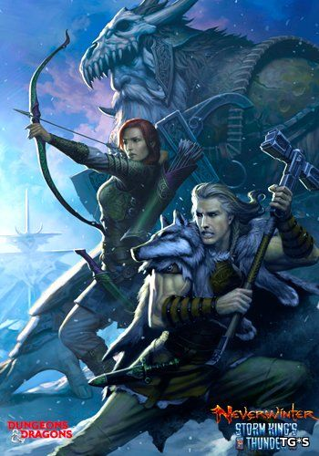 Neverwinter: Storm Kings Thunder [NW.70.20161025a.9] (2014) PC | Online-only